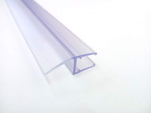 RPB Docce - Profilo H3 vetro 6/8 mm baffo 14 MADE IN ITALY per box doccia in Vetro