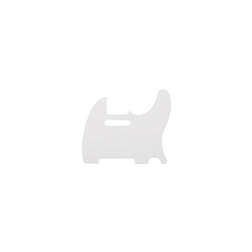 Fender 009-4062-049 Pure Vintage 1-Ply Eggshell 5-Hole Mount '52/'58 Telecaster Pickguard