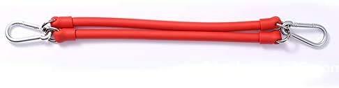 Cretee 2 bandas de resistencia ajustables y elásticas extraíbles.