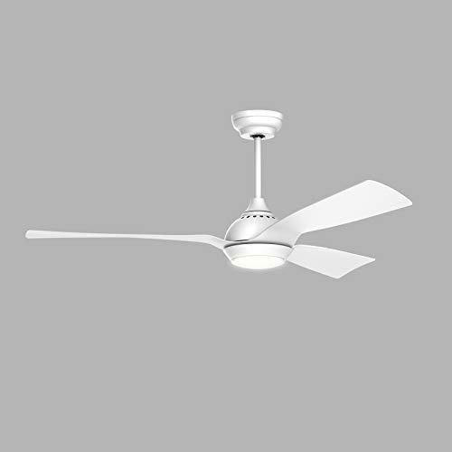 reiga 52-Inch DC Motor Ceiling Fan with Light & Remote,3...