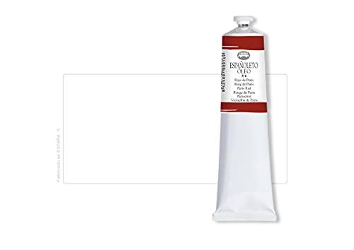 Lienzos Levante Óleo Españoleto, Tubo de 200 ml, 316 Rojo de París