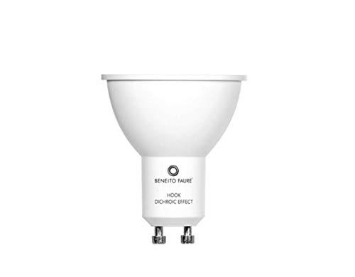 LAMPADINA LED BENEITO FAURE HOOK GU10 6W LUCE CALDA 3000K