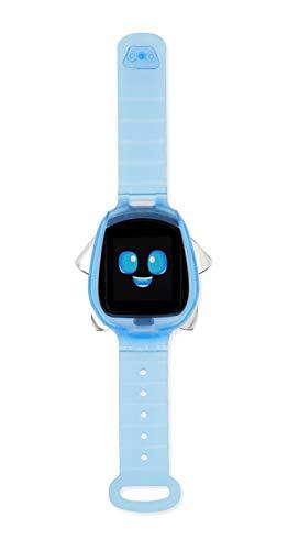 Little Tikes Tobi Robot Smartwatch für Kinder mit Kameras, Video, Spielen und Aktivitäten - Blau