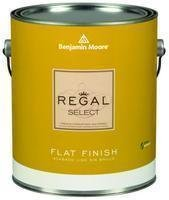 Benjamin Moore Qt Regal Select Flat