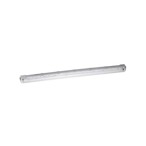LEDVANCE LED Feuchtraum-Leuchte, Leuchte für Außenanwendungen, Kaltweiß, 1265 mm x 72,0 mm x 86,0 mm, SubMARINE