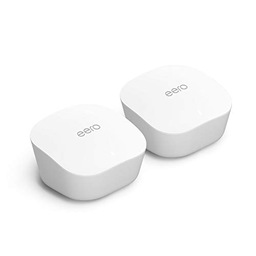 Amazon eero mesh WiFi system - 2 pack