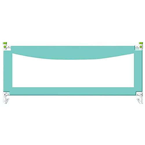 Barriera Letto sponda letto Guardrail, Guardia Del Letto Di Sicurezza Guardia Portatile Sollevamento Verticale Lifting Infant Regolabile Guida Per Le Guide Di Protezione Per Bambini Baby B(Size:200cm)
