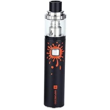 Vaporesso Veco Solo AIO Starter Kit (Black), 2 ml de capacidad 1500 mAh 90 W de potencia, sin nicotina
