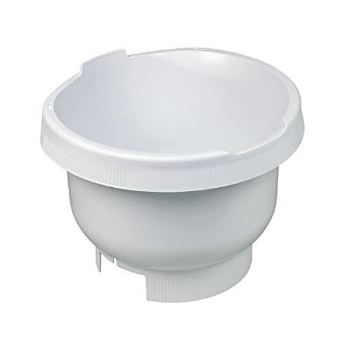 Bosch Siemens 650541 00650541 ORIGINAL Rührschüssel Schüssel Behälter Weiß z.T. MUM4 MUM44 MUM45 MUM46 MUM47 MUM48 MK44 Küchenmaschine auch MUZ4KR3 00086065 00461245