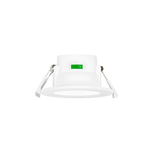 Lampara Plafone Foco Empotrable de LED Empotrar en Techo Downlight LED 8W...