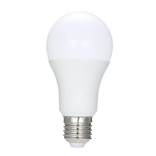 1PCS Bombilla LED WiFi Inteligente RGB + C + W Bombilla de luz Inteligente AC220-230V 9W E27 Luz Regulable Tuya Smart Life App Control Remoto Compatible con Alexa Google Home Tmall Genie Control de