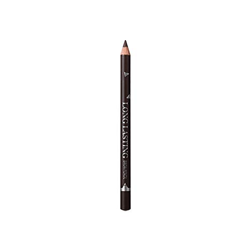 Freesa Women Makeups Cosmetic Eyebrow Pencil Eyebrow Dye Waterproof Sweatproof Not Easy to Remove Makeup Easy to Color Easy Makeup Remover 15cm Three Colors for You to Choose (b)