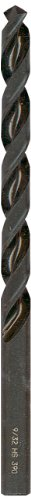 Bosch BL2145 9/32 In. x 4-1/4 In. Fractional Jobber Black Oxide Drill Bit