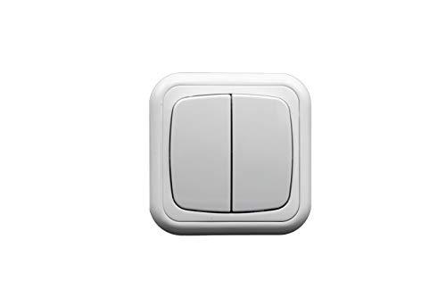 Superficie serie premium (Doble Interruptor)