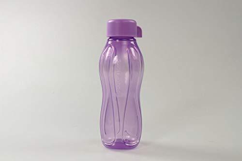 Tupperware to Go Eco 310 ml hellles lila Wasser Saft Trinkflasche Ökoflasche 36860
