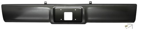 IPCW CWRS-94SUB Chevrolet Suburban/Blazer Steel Roll Pan with License Plate Hole and Light