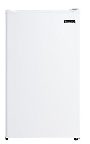 Magic Chef MCBR350W2 3.5 Cu. Ft. Refrigerator, White