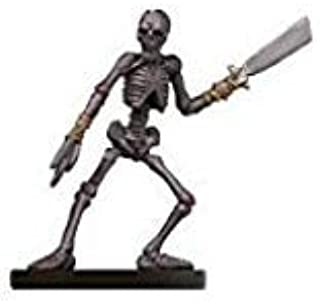 D & D Minis: Boneshard Skeleton # 39 - Desert of Desolation