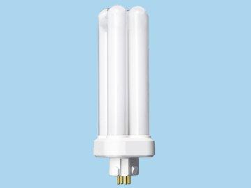 【三菱】 (10本セット) FDL27EX-L コンパクト蛍光灯ツイン(電球色)