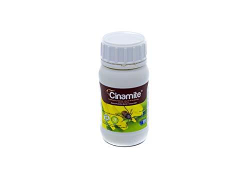 CINAMITE®; Insectos/Acaros/Arañita; Bio Protector Natural-Fertilizante Especial. Plantas Interior/Exterior/Cultivos/Flores. Ecológico (1.000 m2)