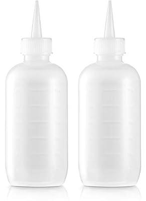 BAR5F Applicator Bottles, 6 ounce (Pack of 2)