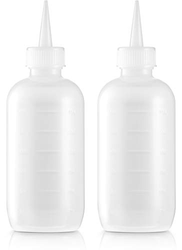 BAR5F Applicator Bottles, 6 ounce (Pack of 2)
