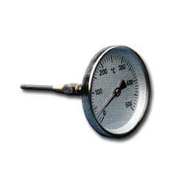 Abgasthermometer 500°C inkl. Klemmkonus