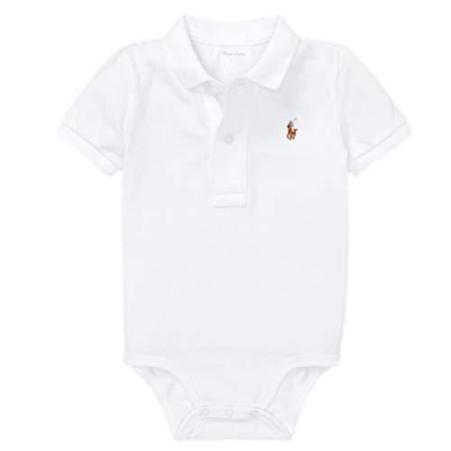 Ralph Lauren Polo de manga corta para bebé niño