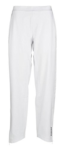 BABOLAT Match Core Pantalones de Chándal Chicas, Blanco,...