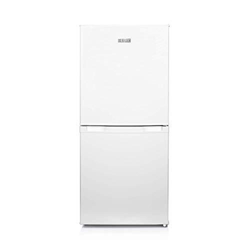 Haden HK122W Fridge Freezer – Freestanding Refrigerator with Bottom Freezer, 135 Litre, 50cm, White - SF99