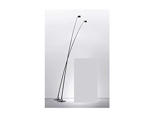 Davide Groppi Sampei 2 Floor Lamps 183103-White Matt-230cm
