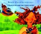 Mantra Lingua Livro Goldilocks and The Three Bears 44; francês e inglês