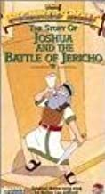 Joshua and the Battle of Jericho VHS
