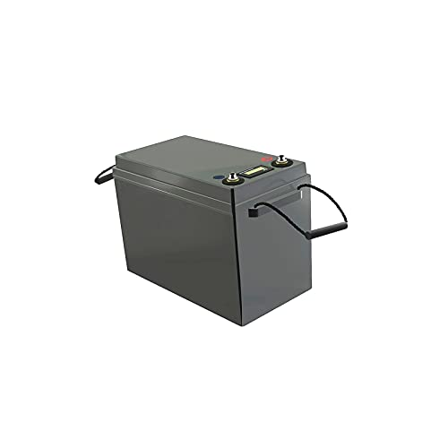LalaHook 12V 300Ah 3000 ciclos para RV campistas Carrito de Golf Todoterreno Fuera de la Red Solar Viento LiFePO 4 baterías BMS baterías de Litio