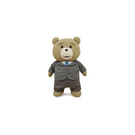 ted2 テッド ぬいぐるみXL part3 (スーツ) 約46cm
