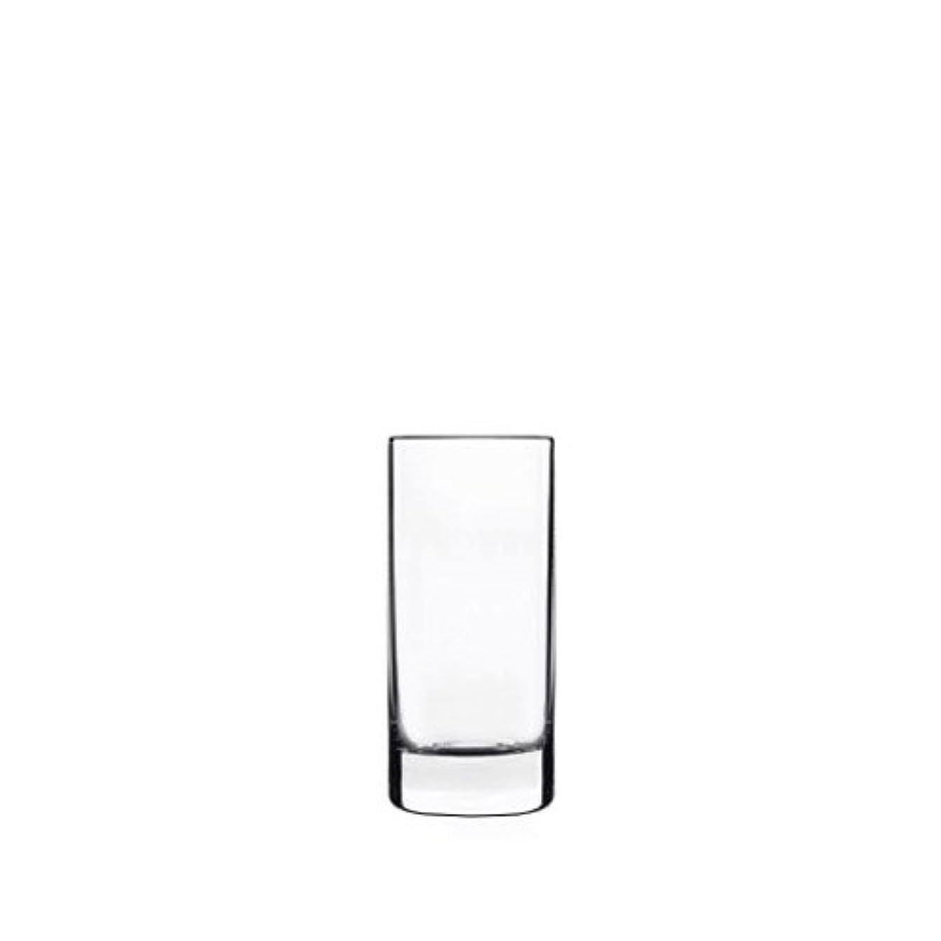 赤字空中滑るLuigi Bormioli Classico Liqueur Glass (Set of 6?)、2.25オンス、クリア