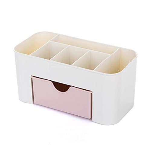 Organizador de escritorio para mujeres Artículos de oficina lindos y accesorios de escritorio con papelería del titular de la pluma del cajón, Marker Pen Organizer Storage & Art Suplementos de arte pa