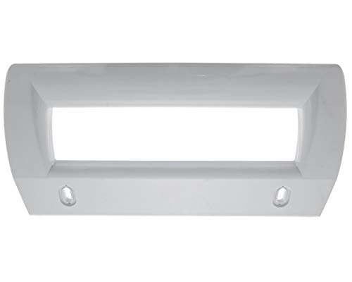 Remle - Tirador puerta nevera vertical blanco original Zanussi 2251284135