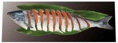 築地 魚がし北田 北海道産 定置網 時鮭 半身切身 1kg(1切真空包装)