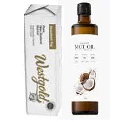 NZ産 グラスフェッドバター+MCT&ギーオイル(ウエストゴールド1kg+MCT&ギーオイル360g)