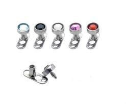 Dermal Package Deal 6 Diamond Finally popular brand Limited Special Price Tops and Colors Different 1 Anc in