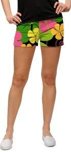 Loudmouth Damen Mini-Shorts Big