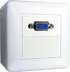 OUVER Caja DE Conexiones EASYFIT-2 VGA