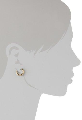 Boccia - 0560 - 04 - Boucles d'Oreilles Créoles Femme - Titane 2 Bijoutier Boutique