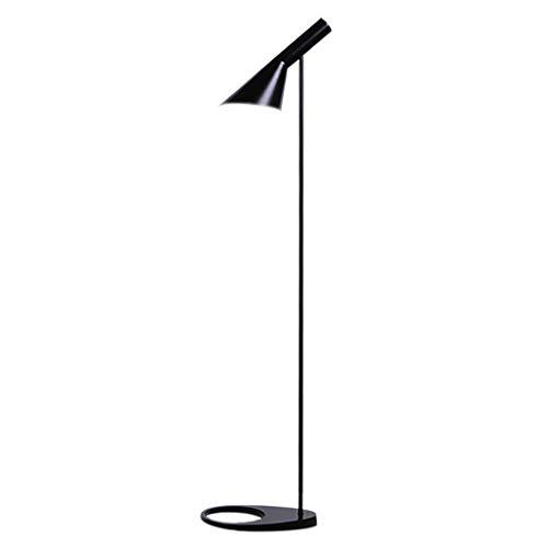 & Daglicht staande lamp woonkamer slaapkamer bedlampje modern LED bureau oogbescherming leren lamp verticale tafellamp voetpedaal/remote dimming staande lamp