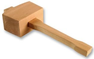 Rolson 56509 Holzhammer 115 mm