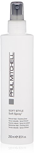 Paul Mitchell Soft Style Finishing Spray, 8.5 Fl Oz