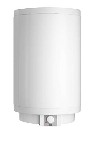 AEG Wandspeicher dem 80 Easy, 80 Liter, 2 kW, für Druckfesten Betrieb, stufenlose Temperaturwahl von circa