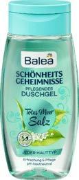Balea Duschgel Schönheitsgeheimnisse Totes Meer Salz & weißer Tee, 1 x 250 ml