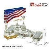 CubicFun - Puzzle 3D 'The Capitol Hill Washington'